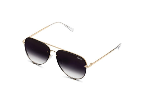 High Key Mini Rimless (Gold/Fade)