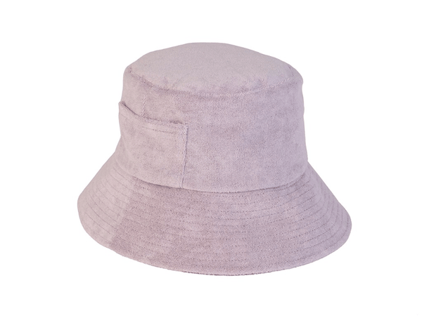 Wave Bucket Hat (Lavender)