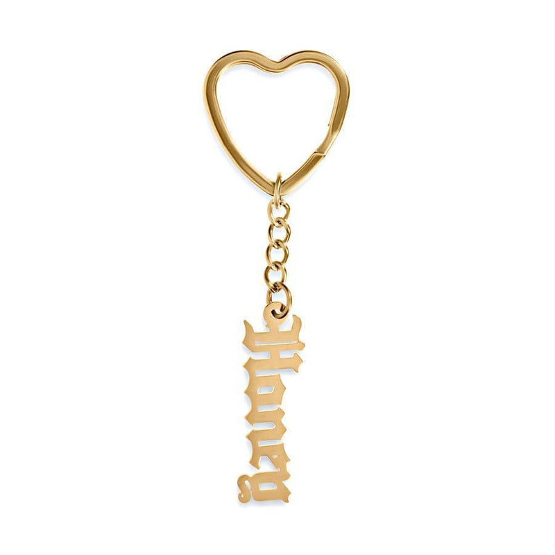 Honey Keychain