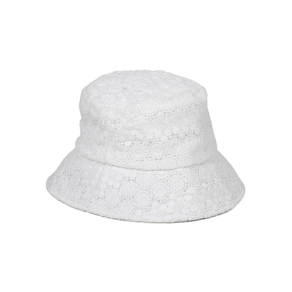 Wave Bucket Hat (Lace)