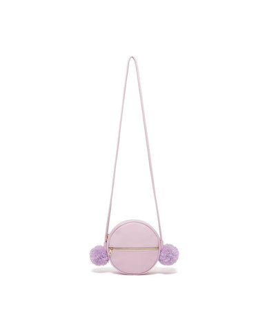 Sidekick Circle Cross Body Bag (Lilac)