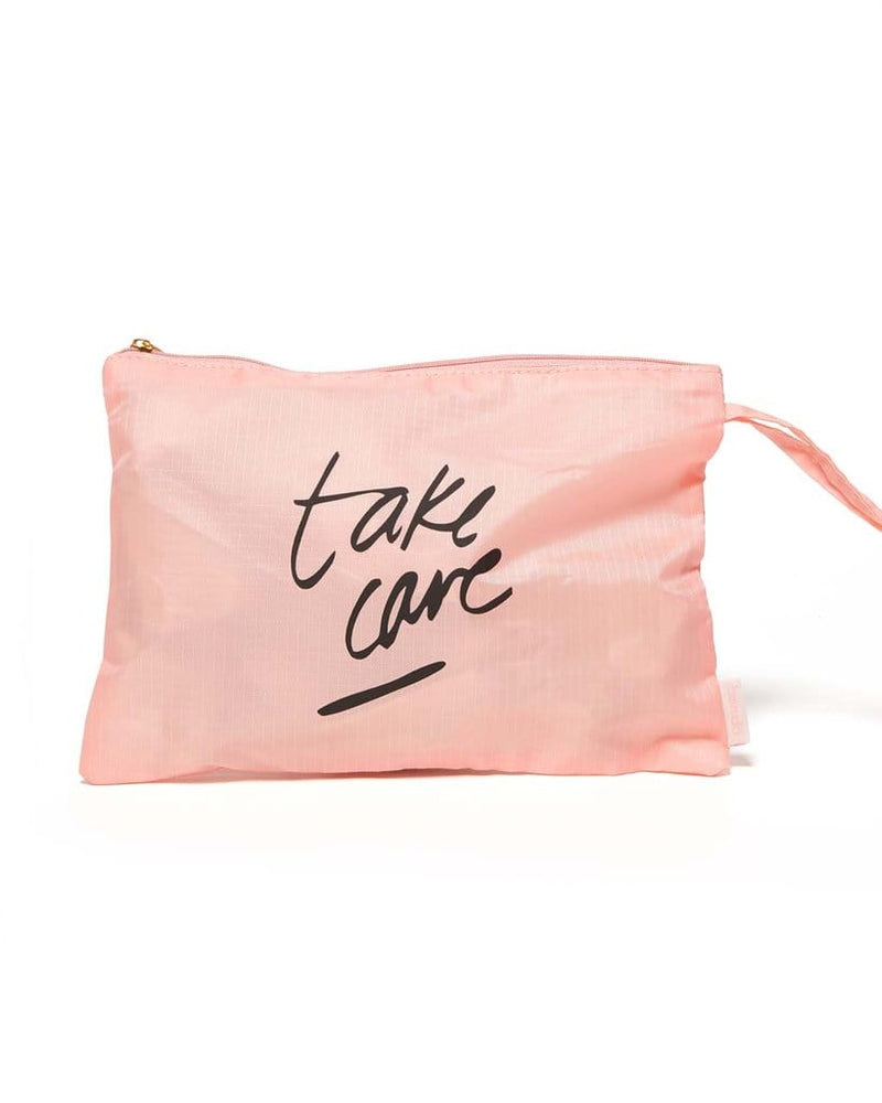 Work It Out Mesh Gym Bag (Take Care)