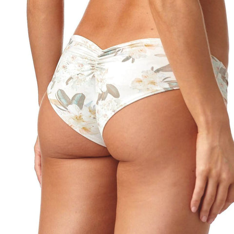 Ete Floral Added Coverage Nu-Micro Bikini Bottom