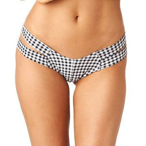 Gingham Additional Coverage Euro Bottom