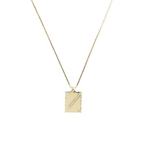 Gold Luca Necklace