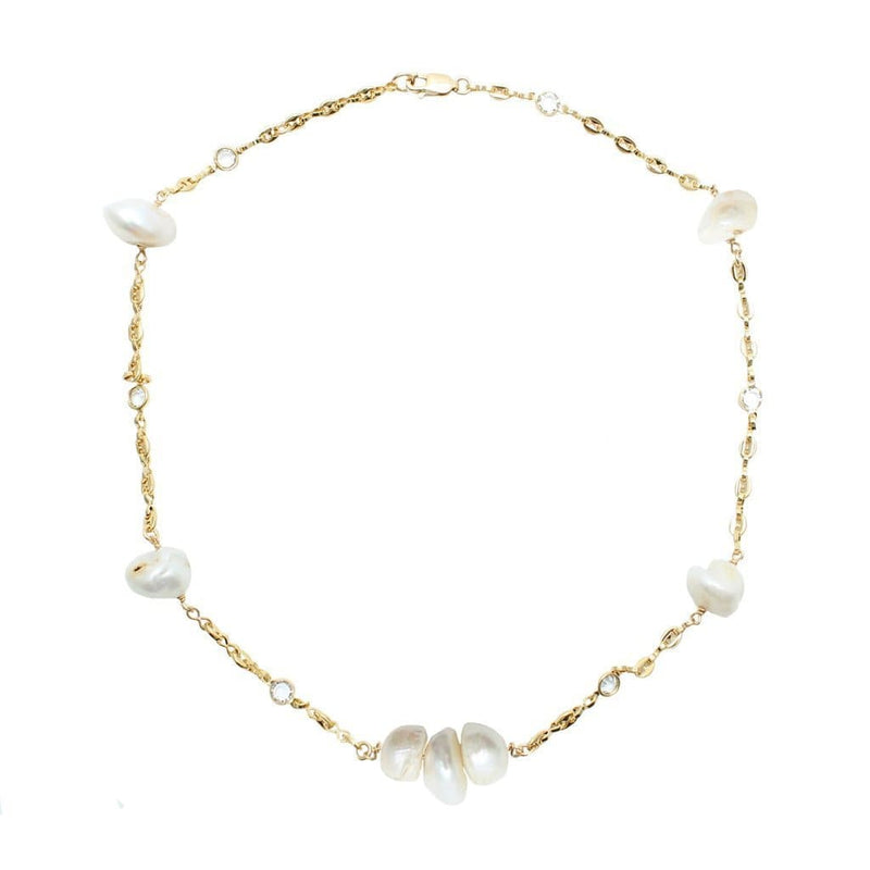 Island Pearl Necklace
