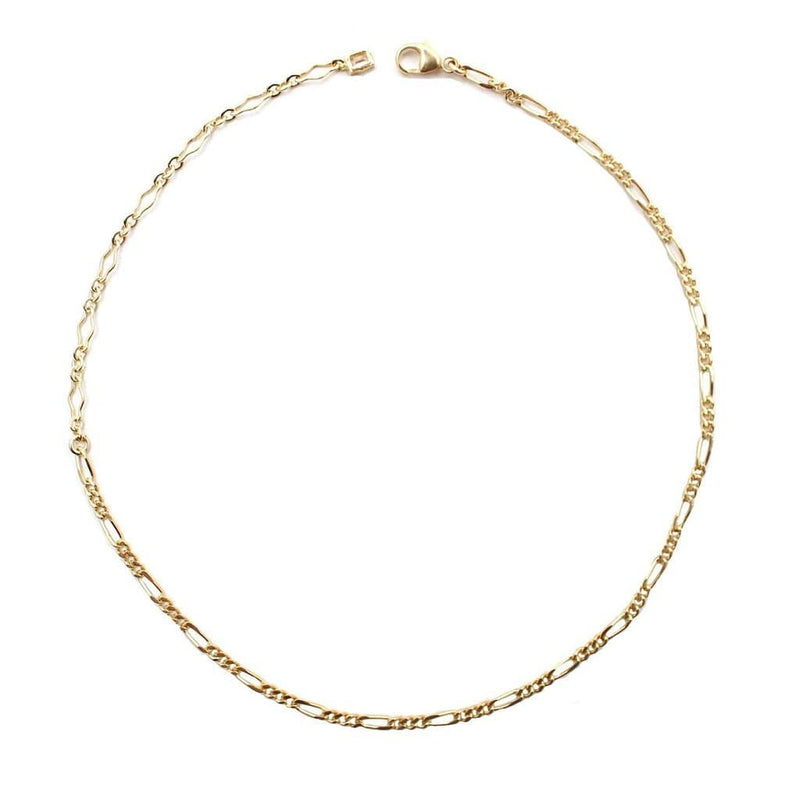 Gold Piccolo Anklet