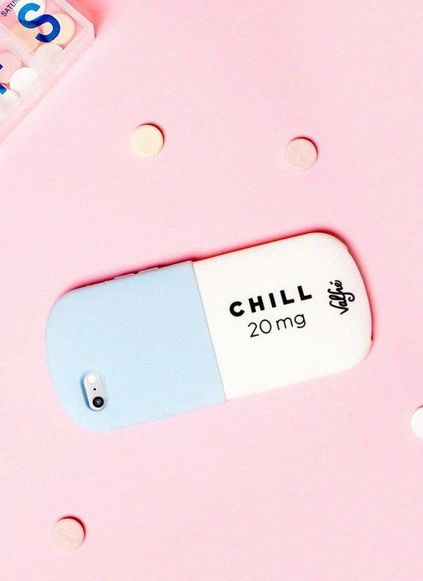 Chill Pill Phone Case