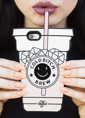 Cold Bitch Brew Phone Case