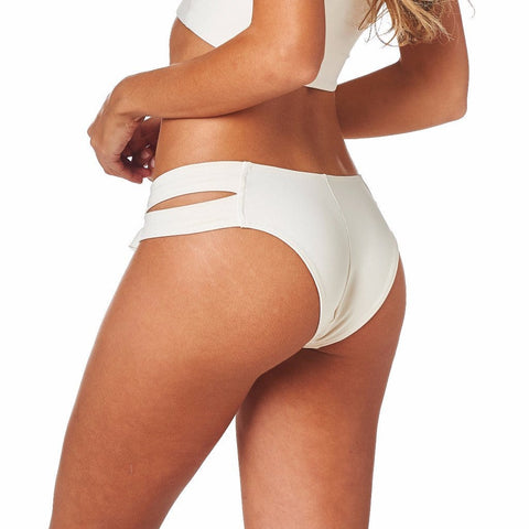 Vanilla Added Coverage Seamless Euro Bikini Bottom