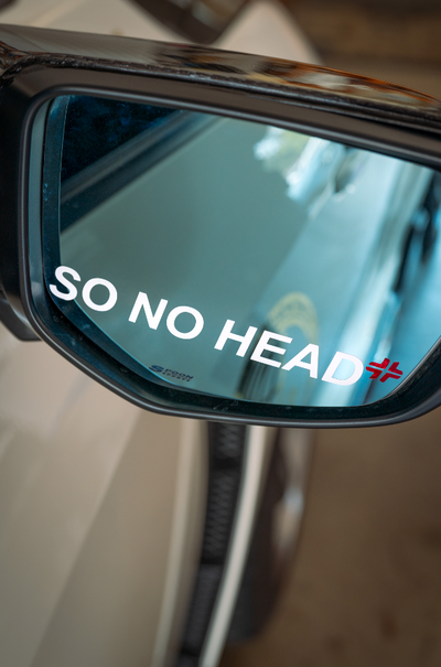 SO NO HEAD