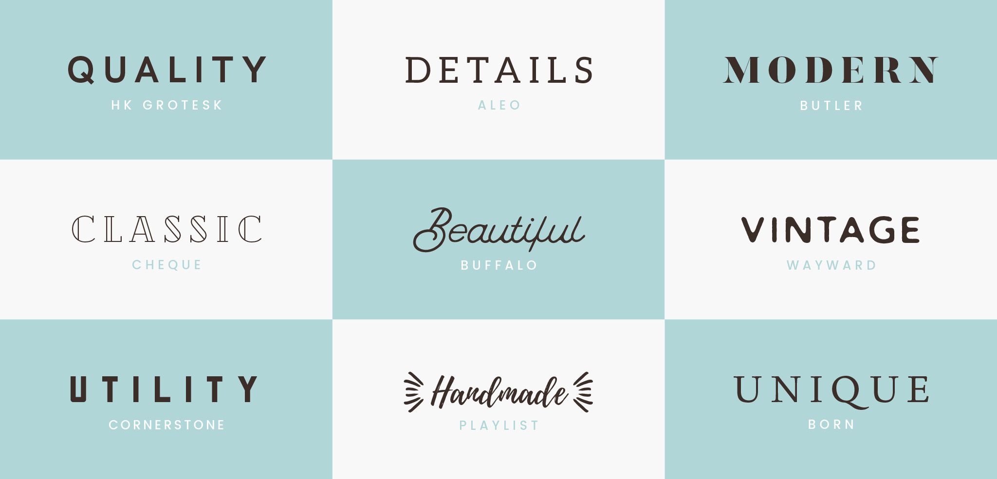 Design Feature – Free Font Roundup
