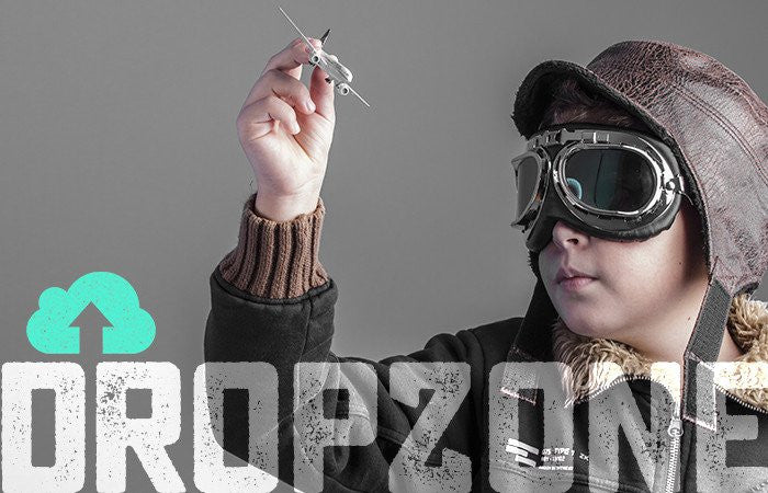 DropZone - File Uploader