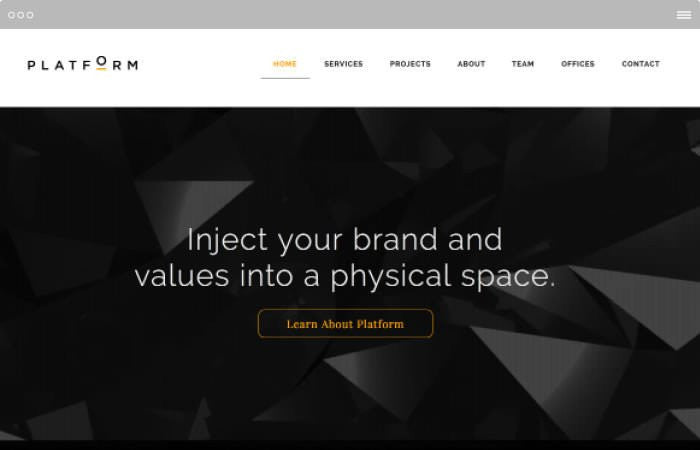 Adobe Muse Templates And Themes | Musethemes.Com