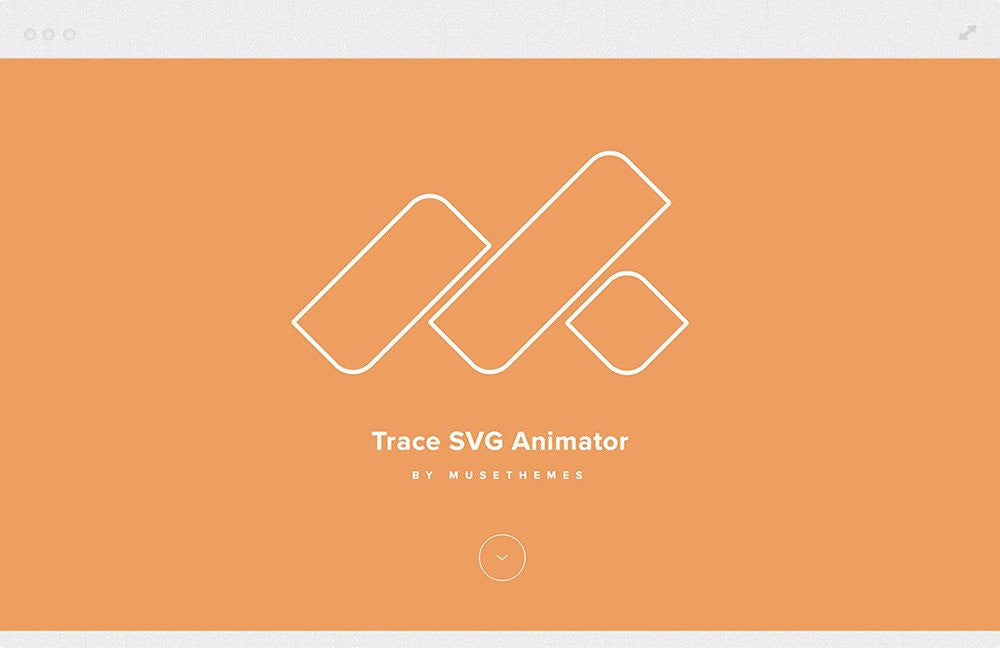 Trace | Animate SVG Icons