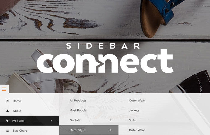 Sidebar Connect