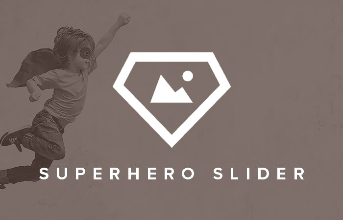 SuperHero Slider