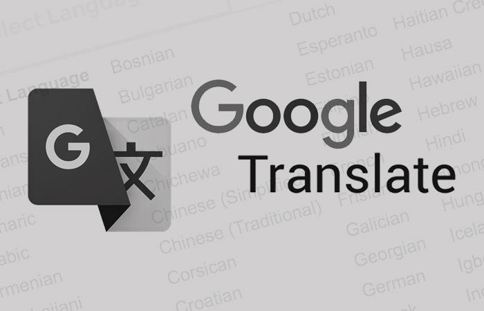 Language Translator - Google