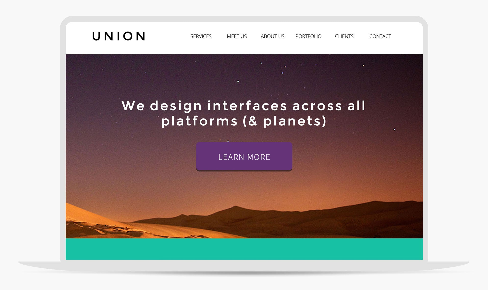 Union adobe muse template by musethemes free download accmission