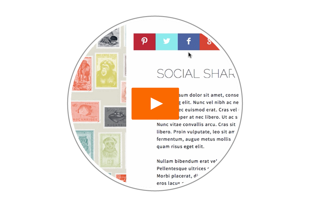 Social Share Button - Tutorial
