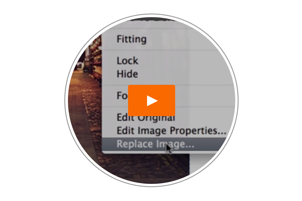 Right Click Image Replacement - Tutorial
