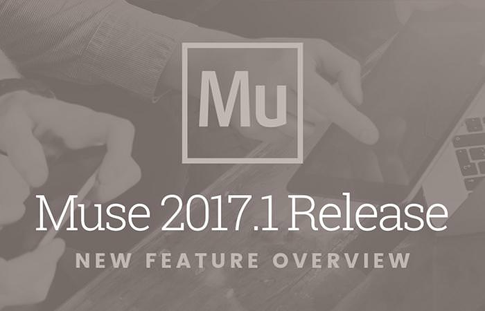 Muse 2017.1 Feature Overview