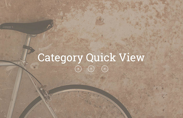 Category Quick View