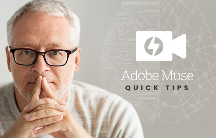 Adobe Muse Quick Tips
