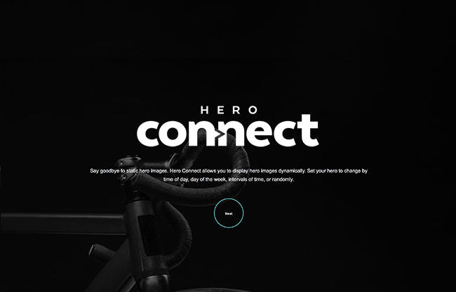 Hero Connect Widget