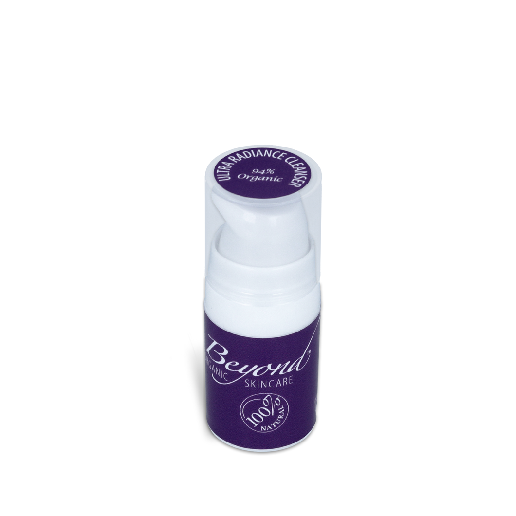 Ultra Radiance Organic Cleanser - 5ml