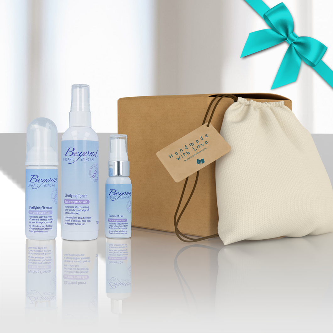Natural Blemish Control Gift Set
