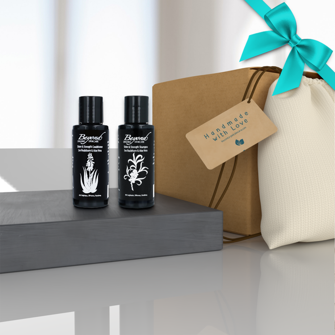 Shampoo & Conditioner Gift & Travel Pack