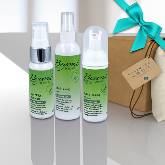 Purely Natural - Facial Gift Set