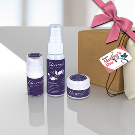 Organic Cleanse, Tone & Moisturise Mini Set