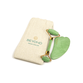 Beyond Jade - Face Roller & Gua Sha Set