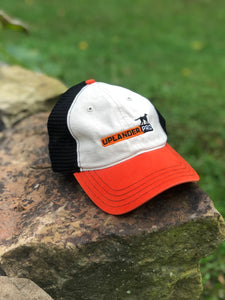 Tri Color Hat (Unstructured)