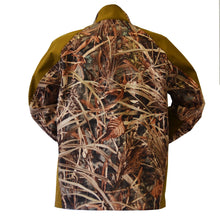 Load image into Gallery viewer, Wildfowler soft shell jacket, wildgrass