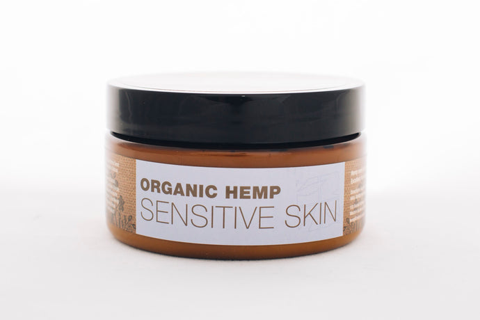 Hemp Sensitive Skin Moisturiser