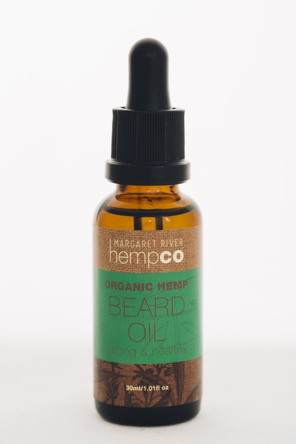 Men's Hemp Beard Oil