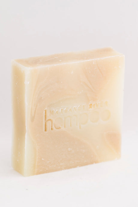 Hemp Soap – West Indian Lime & Rose Geranium