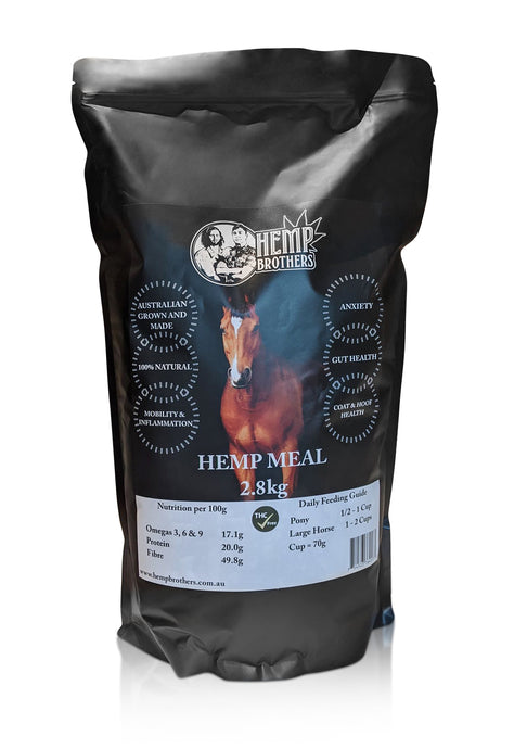 Hemp Meal for Horses
