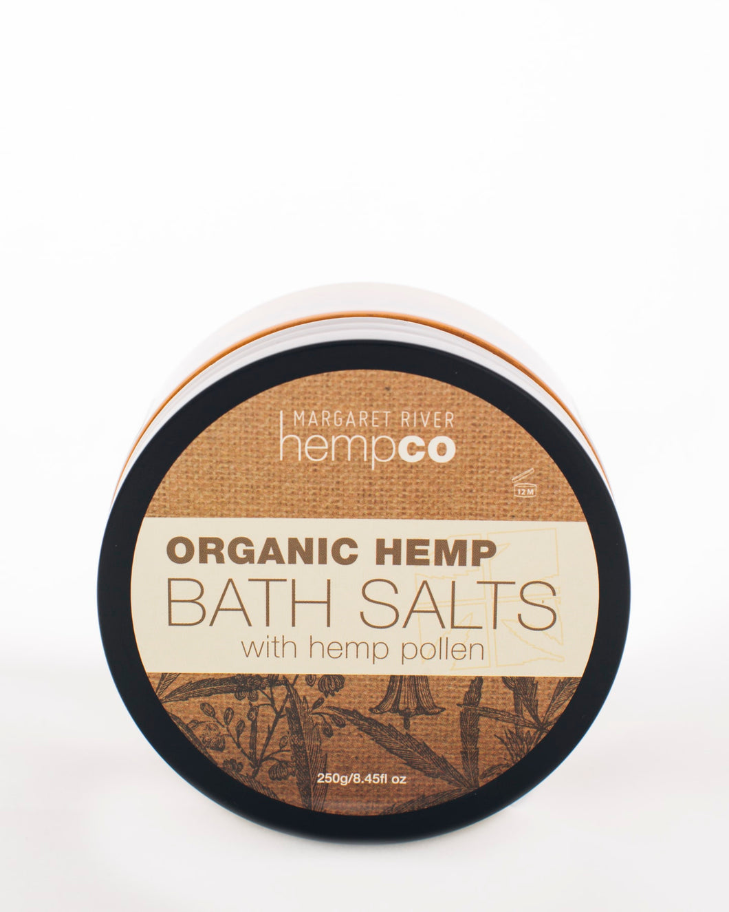 Hemp Seed Oil Bath Salts
