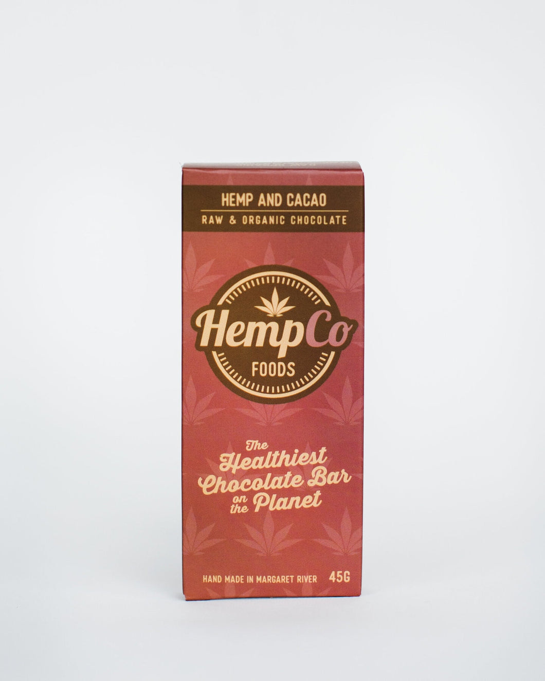 Hemp & Cacao Chocolate