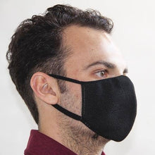 Load image into Gallery viewer, Hemp Black Fusion Face Mask