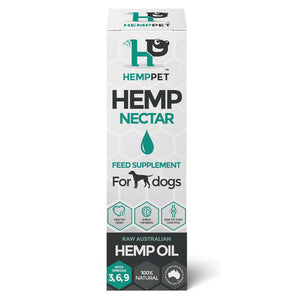 Hempseed Nectar for Dogs 3 x 100ml