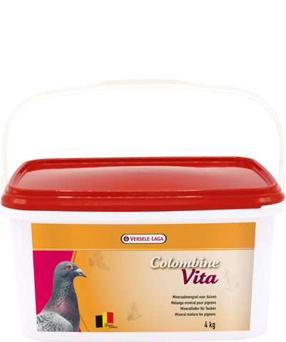 Colombine Vita-Mineral 4kg or 8.8 lbs