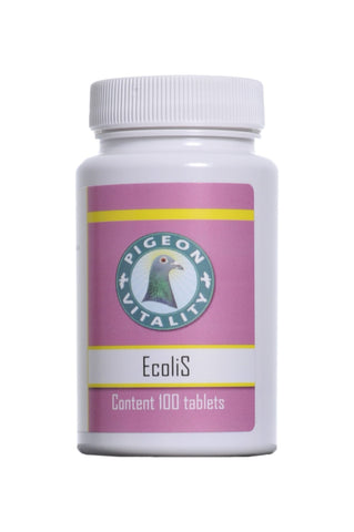 Ecoli-S 100 tablets (Pigeon Vitality)