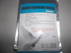 Trimethoprim/Sulfa pdr (100 grams)