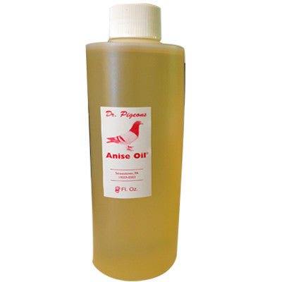 Anise Oil 8oz. (Dr Pigeon product)