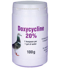 Doxycycline 20% (100 gram powder)